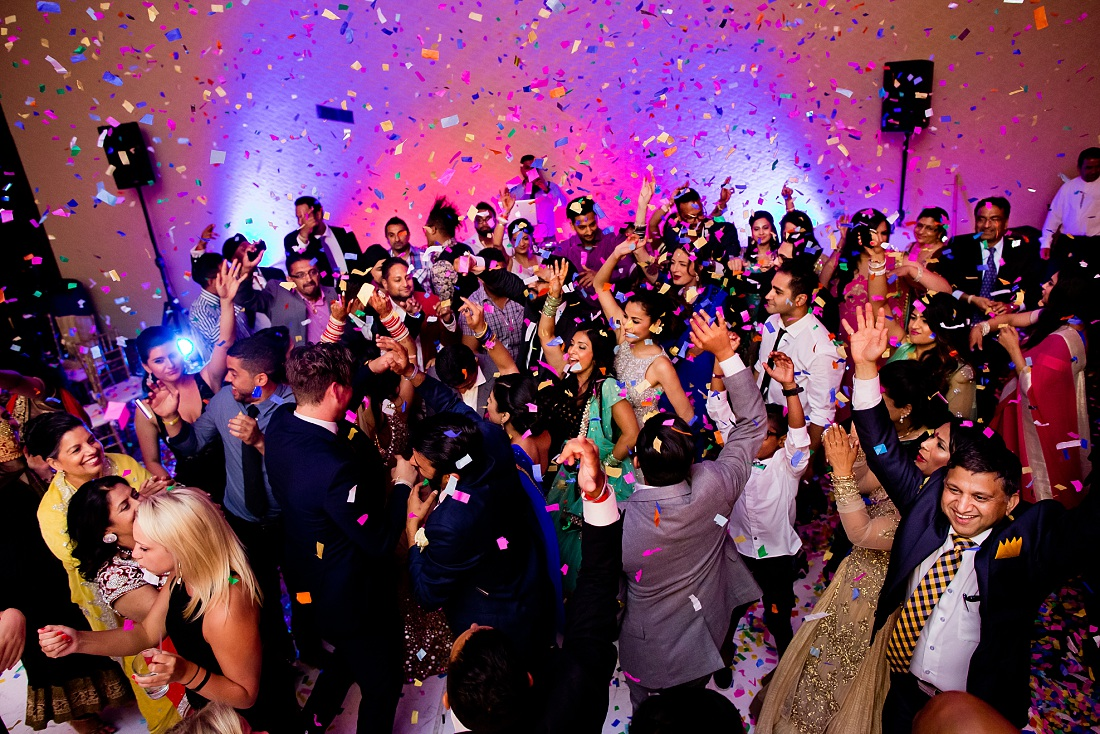 Snippets Of The Hottest Wedding Receptions You Wish You