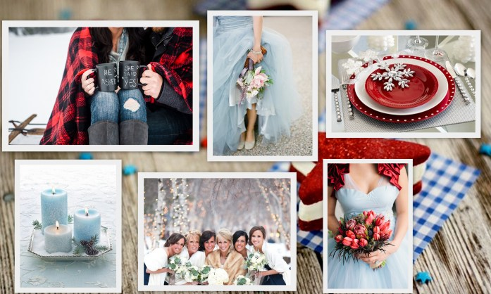 Winter Wedding Colors 2016 - IndianWeddingCards