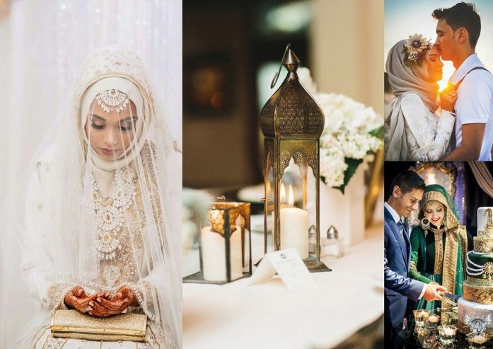 Muslim Wedding - IndianWeddingCards