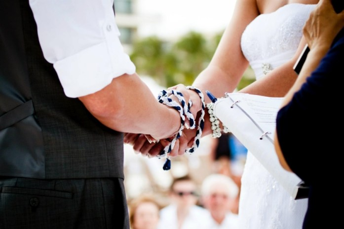 Tying the knot Tradition