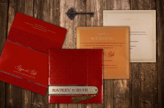 foil stamped wedding invites CD-1719