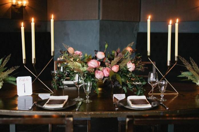 Table Centerpiece and Summer Wedding Ideas