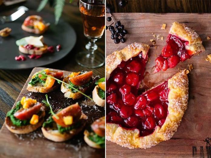 delicacies and summer wedding ideas