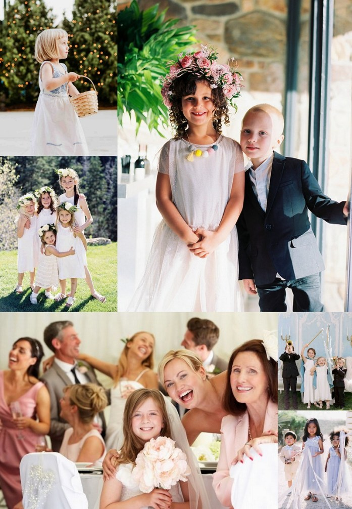 kids in wedding