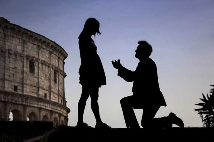 Meghan markle wedding proposal