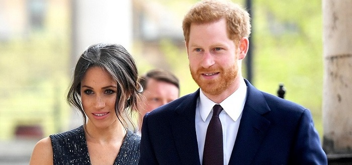 Price Harry and Meghan Markle wedding