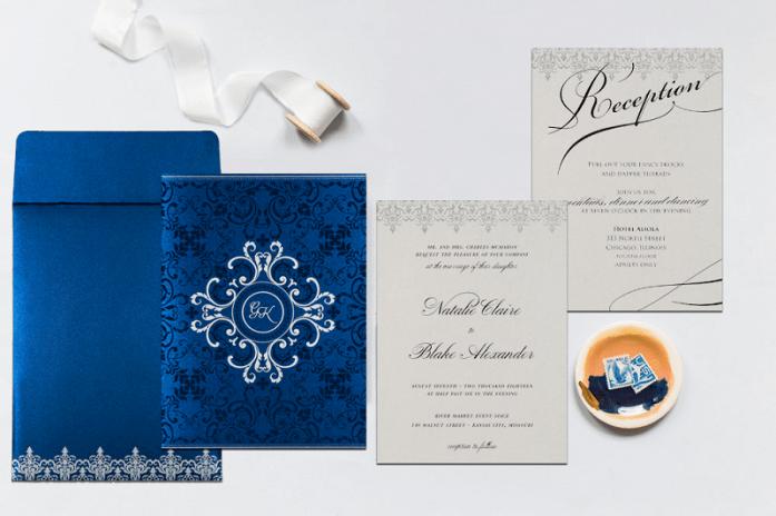 Hindu Wedding Cards CW-8244K