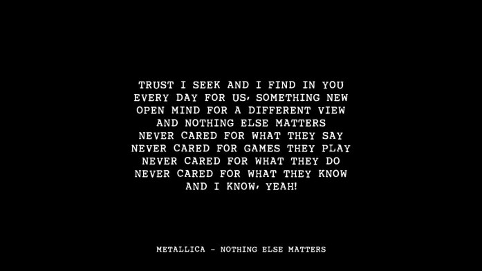 Metallica-Nothing-Else-Matters-Metal-wedding-songs-IndianWeddingCards