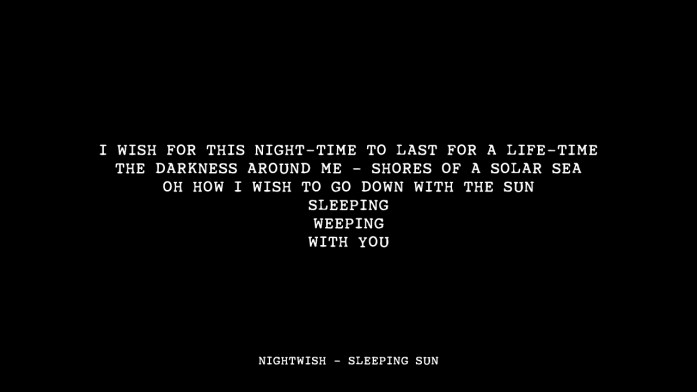 Nightwish-Sleeping-sun-Metal-wedding-songs-IndianWeddingCards