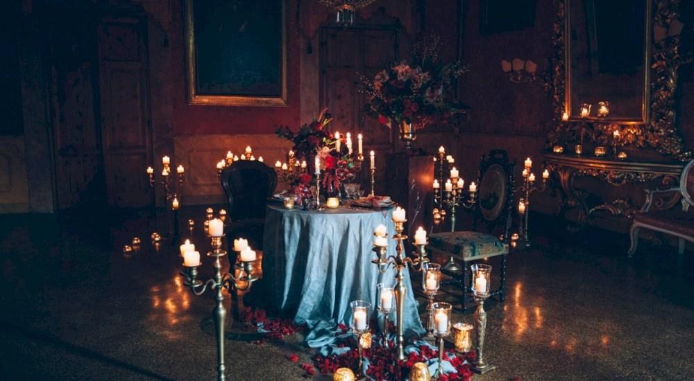 5 Halloween Wedding Ideas for your ceremony