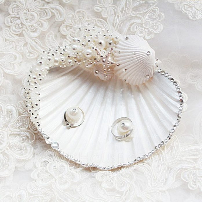 Pearl Ring Box