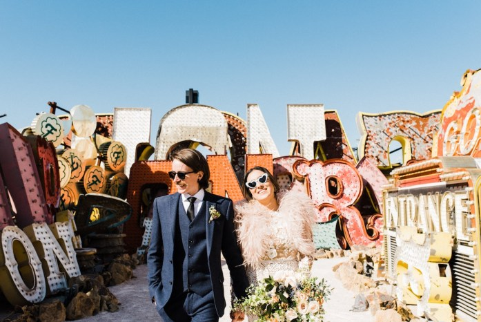 Outdoor Las Vegas Weddings