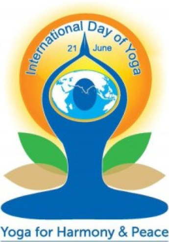 International Yoga Day Logo