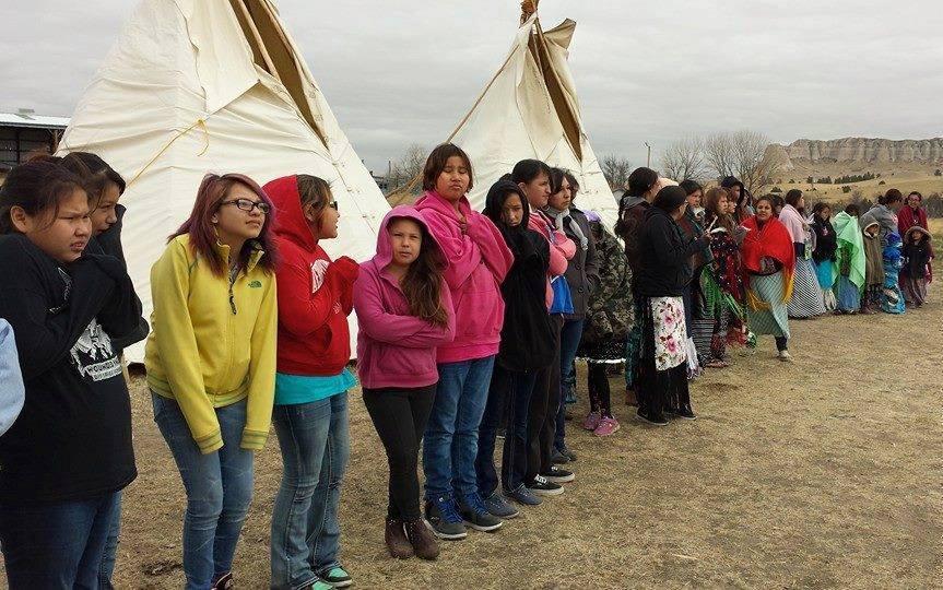 Native American Reservation Schools