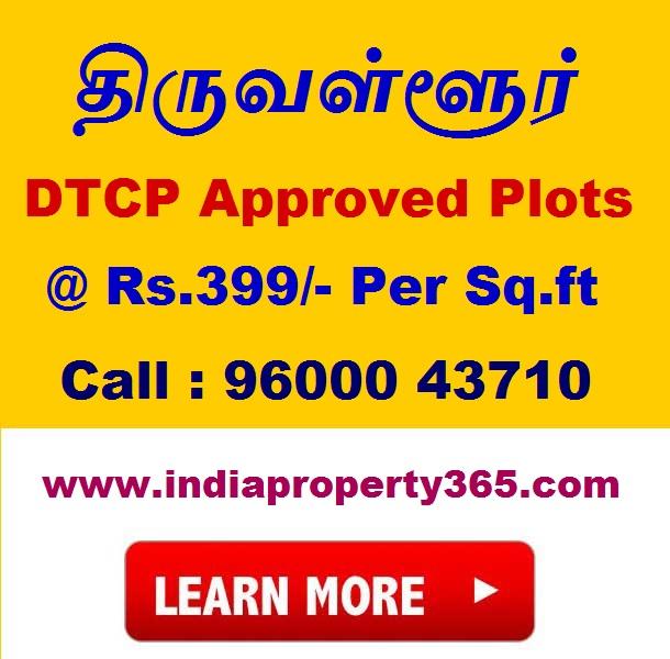 Thiruvallur Plots