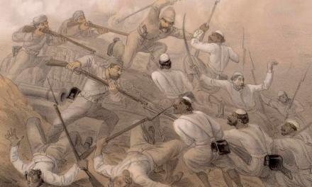 Indian History Timeline Till Sepoy Mutiny