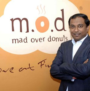 Tarak Bhattacharya, COO, Mad Over Donuts