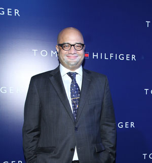 Shailesh Chaturvedi, Managing Director & CEO, Tommy Hilfiger Apparels India