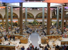 Shopping centres find new tech ways to 'wow' customers