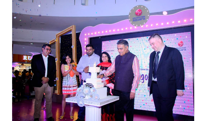 Mantri Square celebrates 6th anniversary