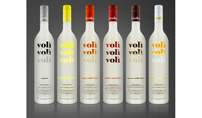 Proteus Trades & Commodities introduces Voli Vodka in India