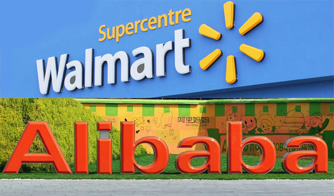 Alibaba to pass Walmart, become world's top retailer