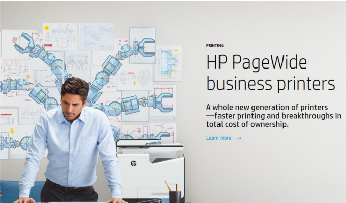 HP Inc launch new business printers, adds sub-category