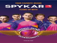 Rising Pune Supergiants partners with Spykar