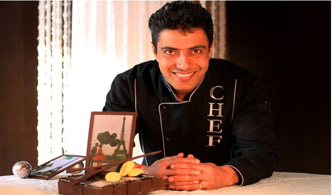 Ranveer Brar To Endorse Victorinox S Knife