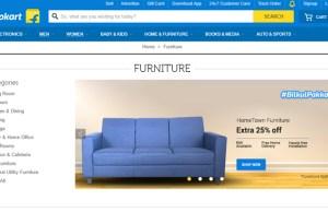 Flipkart eyes top furniture retailer position in 2016