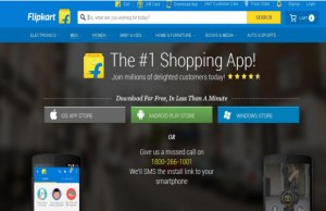 Flipkart captures half of India's online smartphone purchases