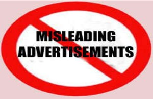 Endorsers to cough up penalty for misleading ads