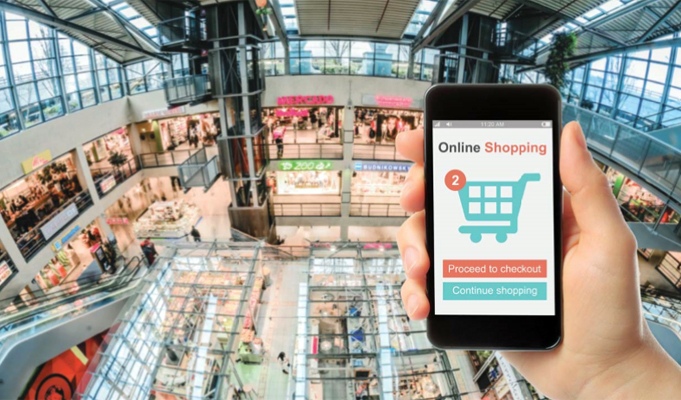 Keeping Up with The Times: Malls embrace technology
