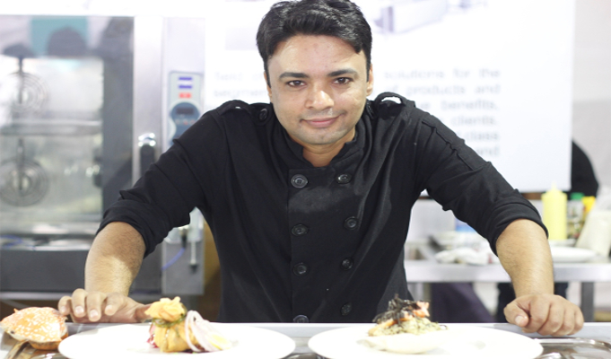 Chef Nishant Choubey on foodservice industry, modern-day chefs