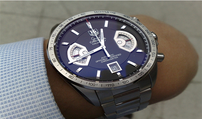 TAG Heuer expects 10 pc rise in watch sales