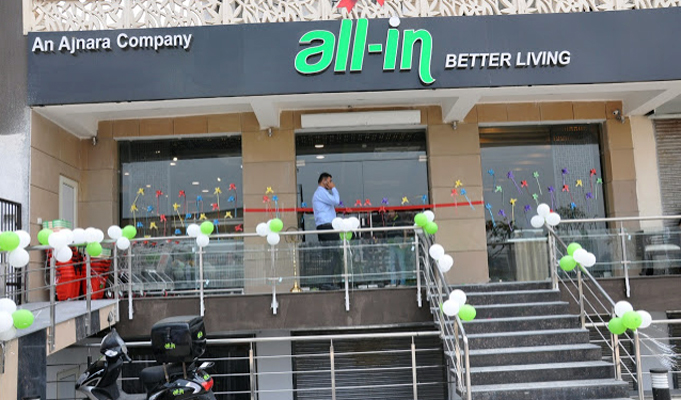 Ajnara forays into offline grocery retail