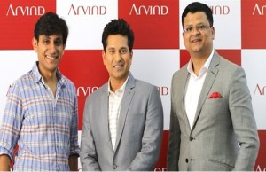 Arvind Fashion partners with Sachin Tendulkar, launches menswear brand