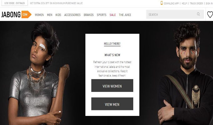 Jabong launches brand campaign 'Be You' in collaboration with Harvey Brown