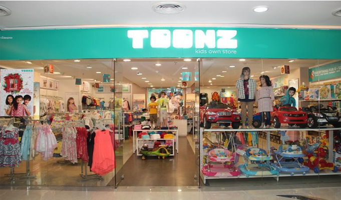 Toonz Retail to open 50 stores in two years