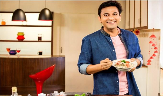 Michelin Star chef Vikas Khanna promotes organic farming