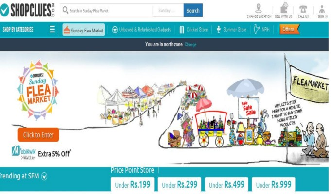 ShopClues achieves milestone with half a million sellers on platform