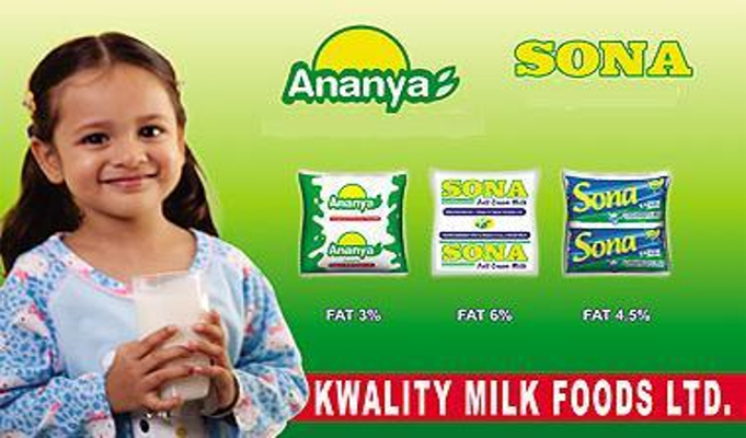 Kwality Milk Foods introduces new products