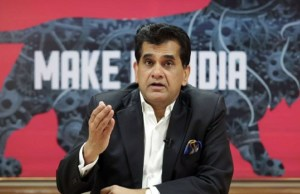Make-in-India and not Make-in-China should be mantra for e-commerce co: Amitabh Kant
