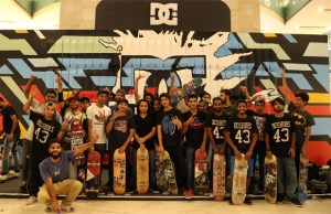 DC Shoes opens exclusive store at Ambience Mall, Gurgaon
