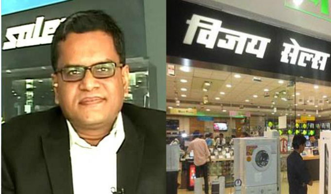 Expect a bumper Diwali sale this year: MD Vijay Sales, Nilesh Gupta