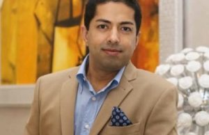 Nitin Passi, Director, Lotus Herbals Pvt Ltd.