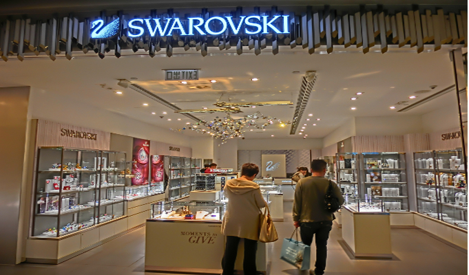 Swarovski ties with 11 Indian designers for an exclusive collection