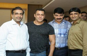 Salman Khan is the new brand ambassador of Yellow Diamond brand