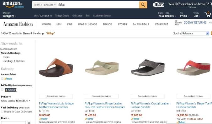 41734051f949b Amazon Fashion unveils UK premium shoe brand FitFlop ...