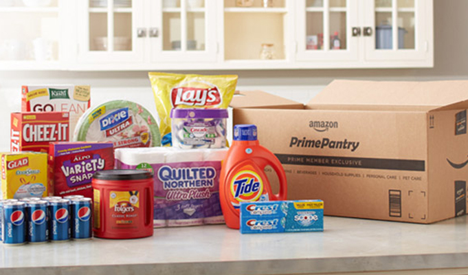 Amazon expands grocery, household products service to 6 more cities